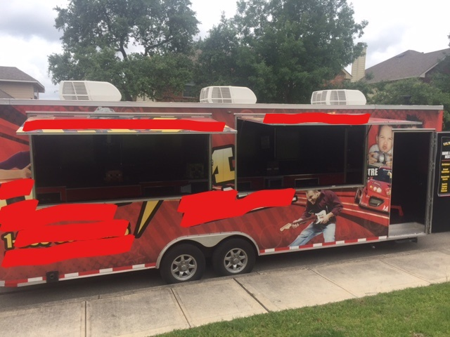 2011 - 7 TV - 10kw Generator - Mobile Game Theater - $58k - Exterior TVs