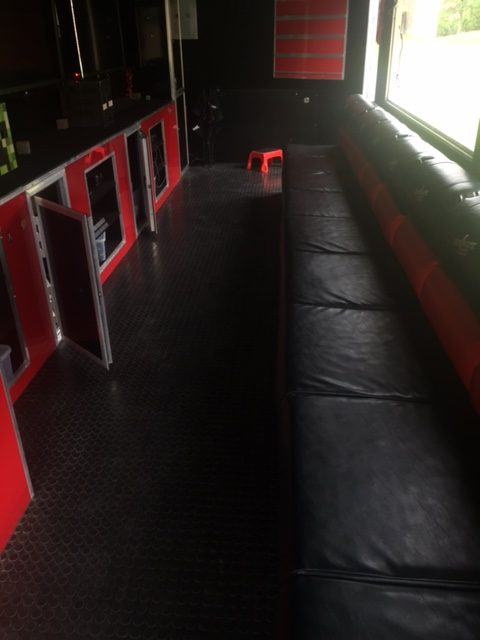 2011 - 7 TV - 10kw Generator - Mobile Game Theater - $58k - Interior 2