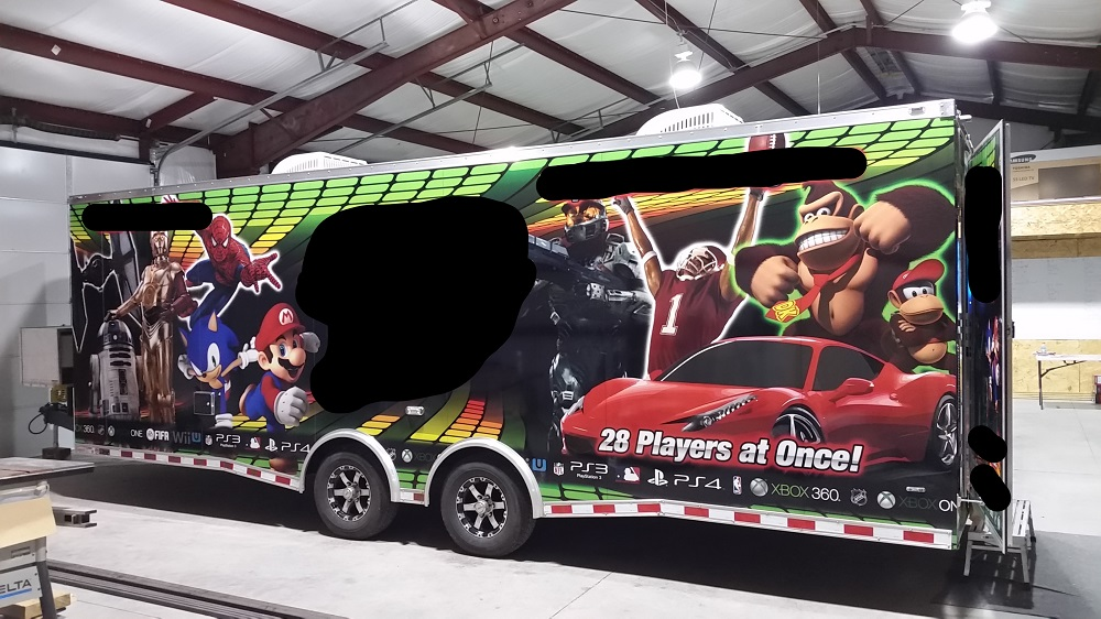Used Video Game Trucks Trailers Game Vans for Sale! - Part 2