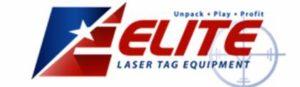 Elite laser tag equipment